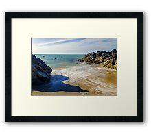 Ocean Breeze Framed Print