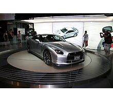 nissan sports concept car Photographic Print