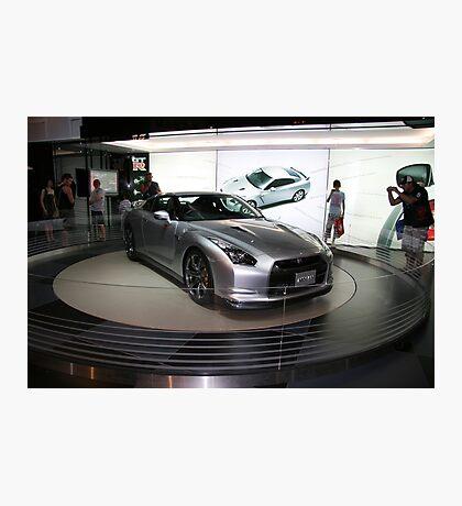 nissan sports concept car Photographic Print