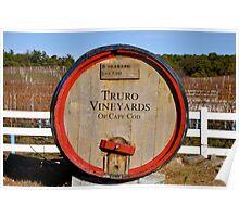 truro vineyards Poster