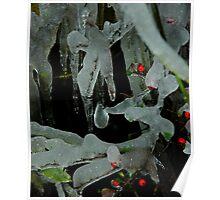 Encased In Ice #2 Poster