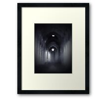 Angels and Demons Framed Print
