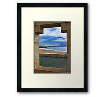 LLLLL Framed Print