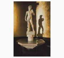 Michelangelo's David and his Shadow Kids Clothes
