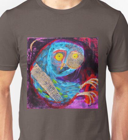 the eternal owl Unisex T-Shirt