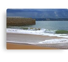 dreaming about you..... Canvas Print
