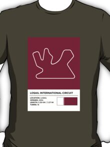 Losail International Circuit - v2 T-Shirt