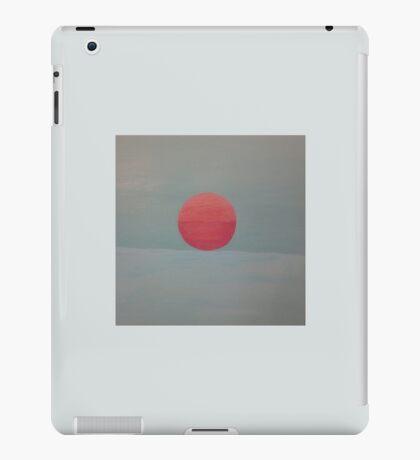 Blue Sunset iPad Case/Skin