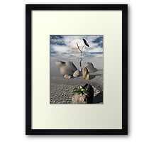 Coming Of Age Framed Print