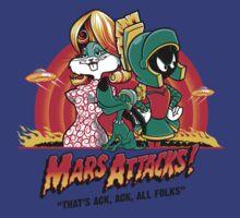 Mars Attacks! by Nemons