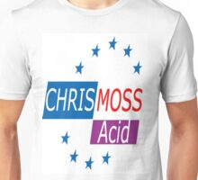 Chris Moss Acid - EuroAcid  Unisex T-Shirt
