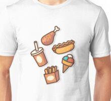 Fast Food Unisex T-Shirt