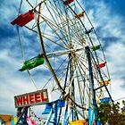 Wheel by Harry H Hicklin