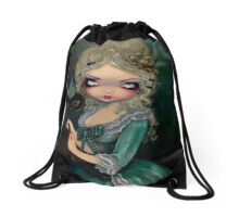 Gothic Drawstring Bag