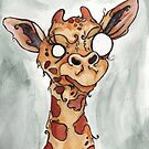 Giraffe by chriszenga