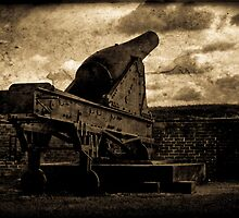 Waiting For Fodder by Andreas Mueller