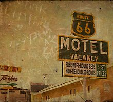 Vintage & Vacancy by Steve Silverman