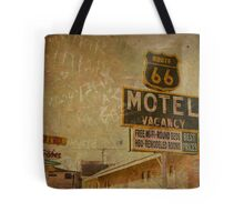 Vintage & Vacancy Tote Bag