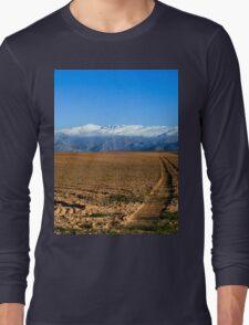 an inspiring Grenada landscape Long Sleeve T-Shirt