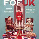 Wil Anderson FOFOP: FOFUK  by James Fosdike