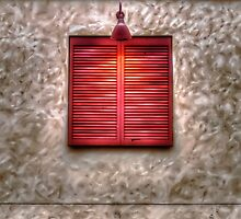Shutters by Myron Watamaniuk
