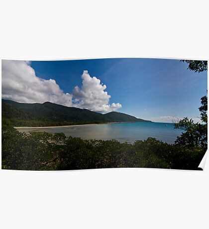 Cape Tribulation Beach Poster
