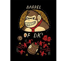 barrel of DKs Photographic Print