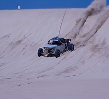 Little Dune Buggy by Oliver Messenger