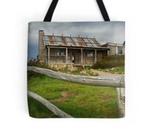 Craigs Hut  Tote Bag