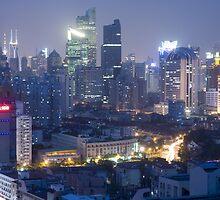 Chine 中国 - Shanghaï 上海 - by Thierry Beauvir