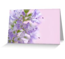 Enthusiasm is the greatest asset in the world Greeting Card