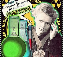 Popular Science: M. Curie (French) by torg