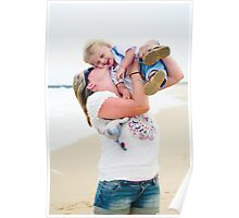 Windang Beach Portrait Photosession Poster