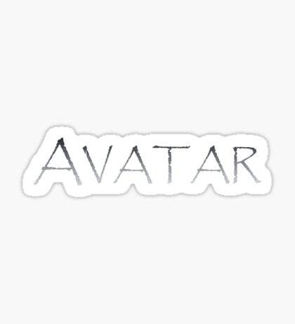 AVATAR Sticker