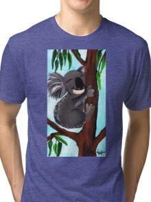 Cute Koala Tri-blend T-Shirt