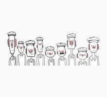 Cricket Team One Piece - Short Sleeve