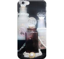 Perfume Bottles Soft Glow iPhone Case/Skin