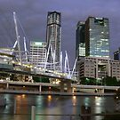 Kurilpa Bridge by PhotosByG