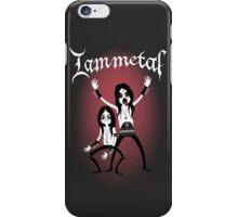 I am Metal iPhone Case/Skin
