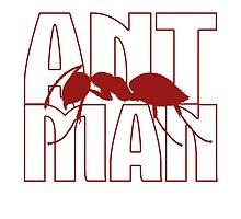 ANT MAN by the-birdman