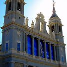 "Temples - ""Almudena Cathedral (ES)"" p.2 by Denis Molodkin"
