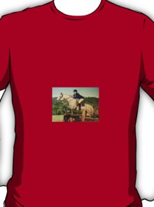 Miss Janet Sterry on Irish Mead T-Shirt