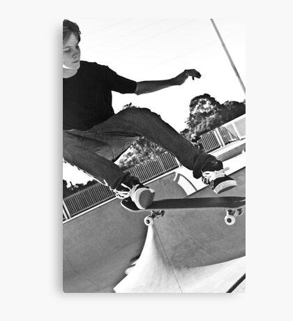 Air Jordans Canvas Print