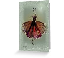 A star is born'... Greeting Card