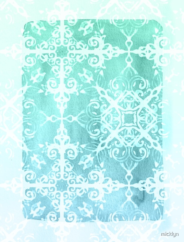 Mermaid's Lace by micklyn
