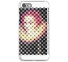 "Dotted Queens ""Elisabeth I""  iPhone Case/Skin"