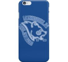 Skyrim - Football Jersey - Windhelm Wildbears iPhone Case/Skin