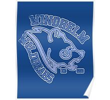 Skyrim - Football Jersey - Windhelm Wildbears Poster