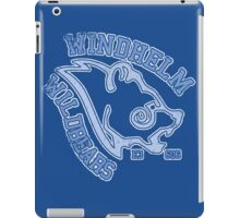 Skyrim - Football Jersey - Windhelm Wildbears iPad Case/Skin