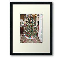 Ready for Santa!! Framed Print